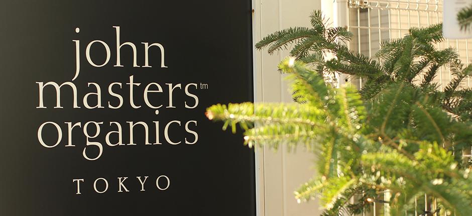 john masters organics TOKYO (ジョンマスターオーガニックトーキョー)