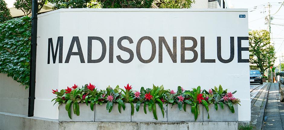 MADISONBLUE(マディソンブルー)