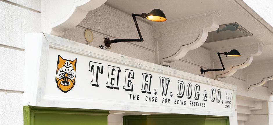THE H.W.DOG&CO(ザ エイチ ダブル ドッグ アンド コー)