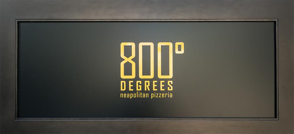 800° DEGREES NEAPOLITAN PIZZERIA 南青山店