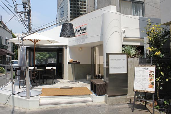 モンスーン カフェ