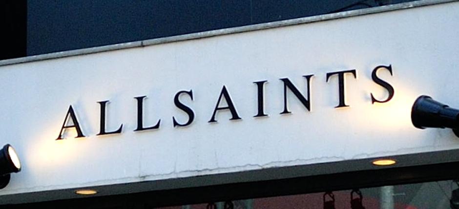 ALLSAINTS(オールセインツ)原宿キャットストリート店