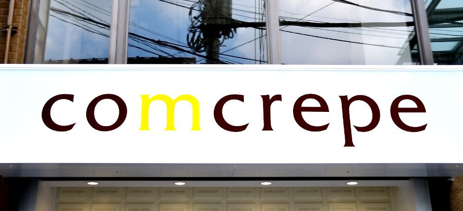 comcrepe(コムクレープ)原宿店