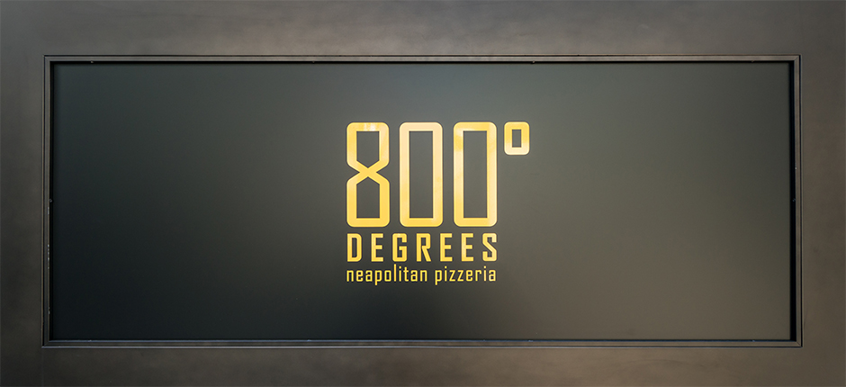 800° DEGREES NEAPOLITAN PIZZERIA 南青山店